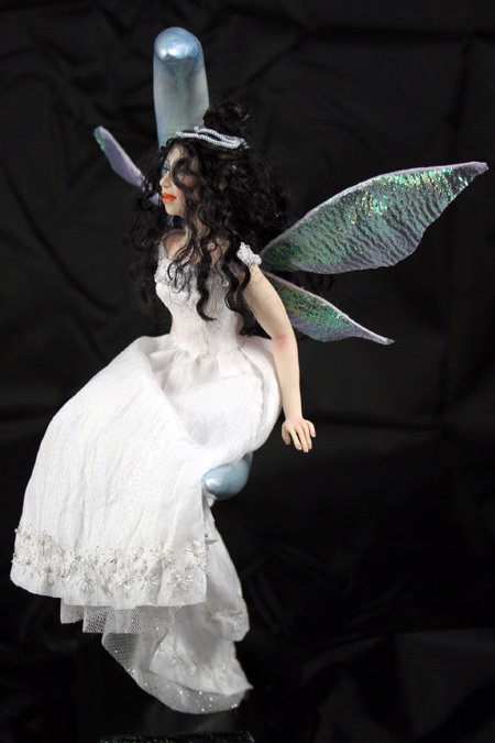 Moon Sonata - One-Of-A-Kind Doll by Tanya Abaimova. Creatures Gallery