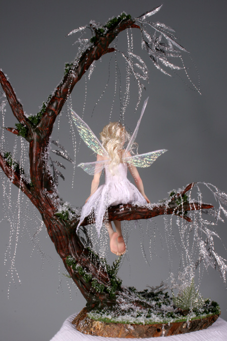 Enchanted Forest - One-Of-A-Kind Doll by Tanya Abaimova. Creatures Gallery
