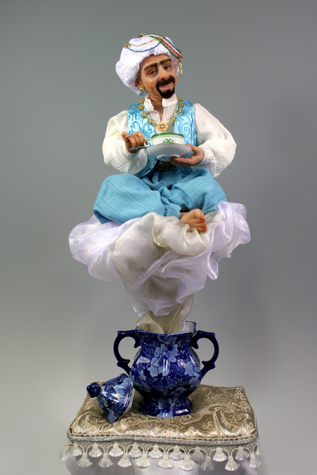 Shugar Genie - One-Of-A-Kind Doll by Tanya Abaimova. Characters Gallery