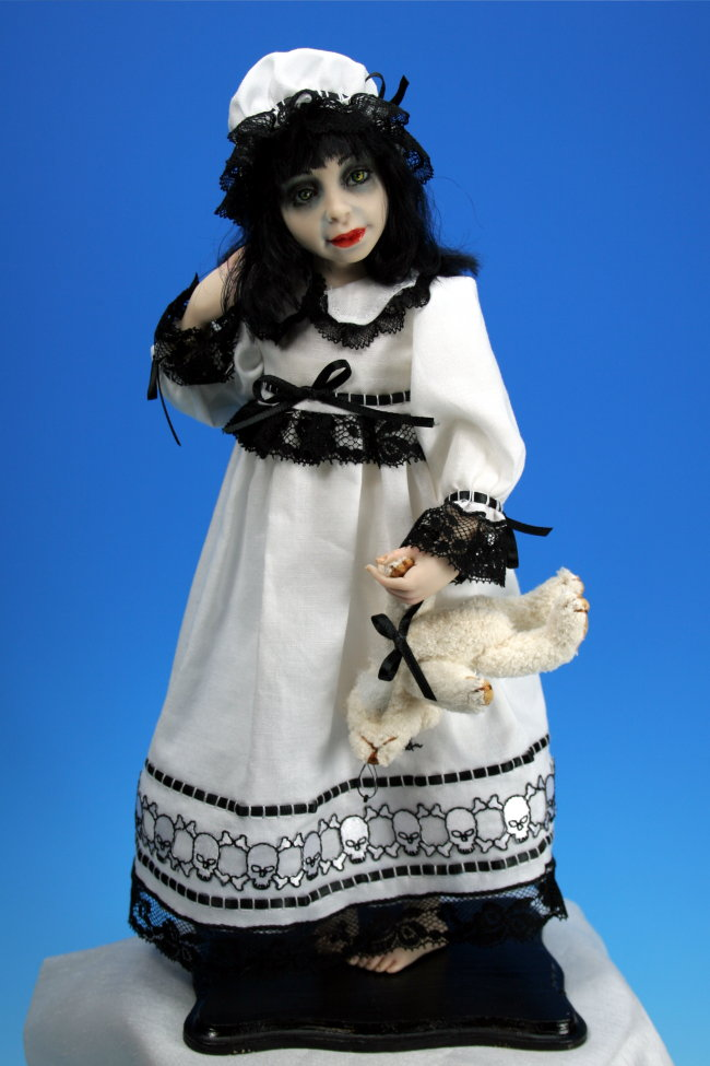Abby - One-Of-A-Kind Doll by Tanya Abaimova. Picture #0