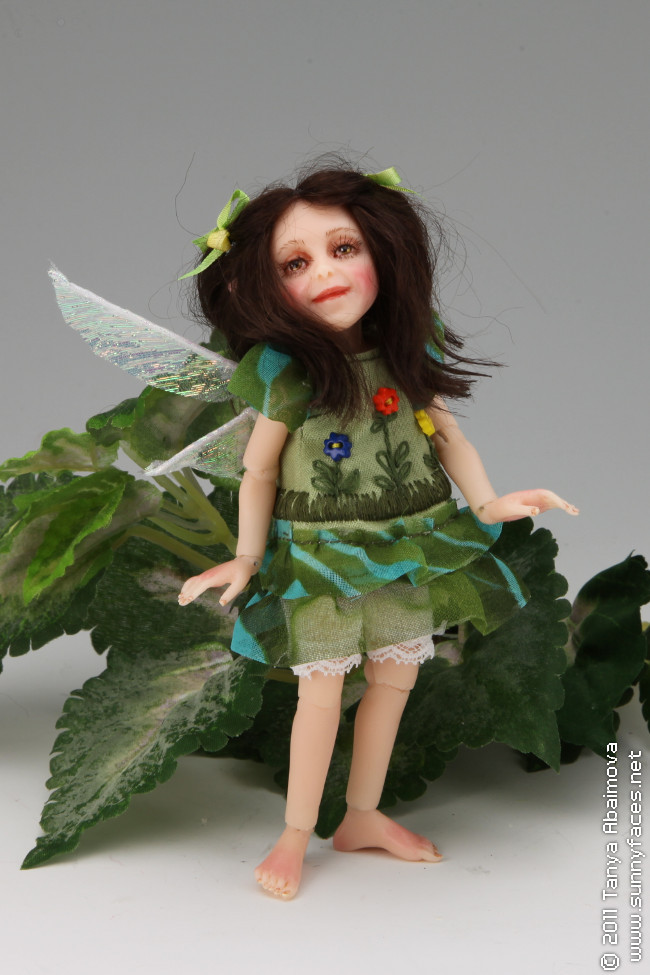 Forest - One-Of-A-Kind Doll by Tanya Abaimova. Ball-Jointed Dolls Gallery