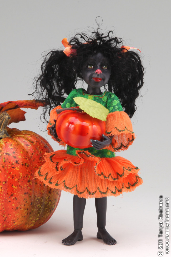 Patricia - One-Of-A-Kind Doll by Tanya Abaimova. Ball-Jointed Dolls Gallery