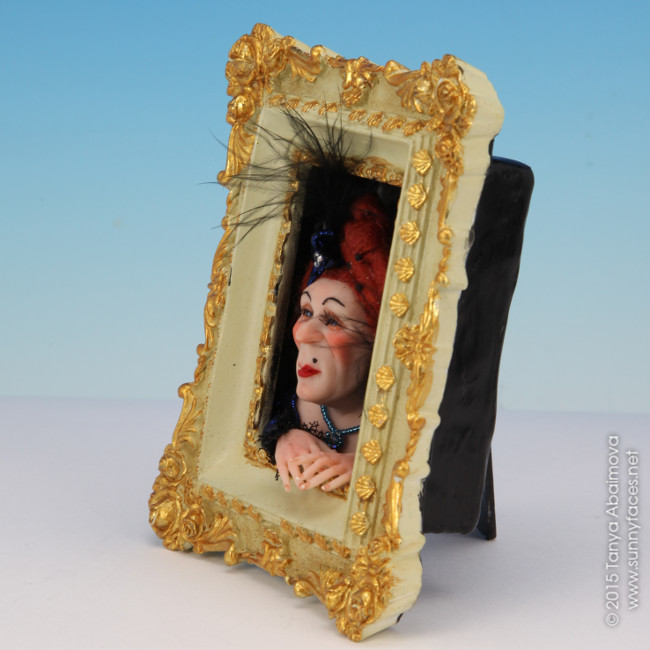 Precious - One-Of-A-Kind Doll by Tanya Abaimova. Characters Gallery