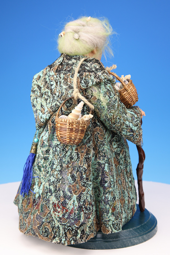 Sea Witch - One-Of-A-Kind Doll by Tanya Abaimova. Creatures Gallery