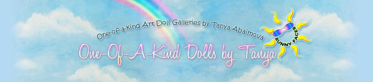 One-Of-A-Kind Dolls by Tanya