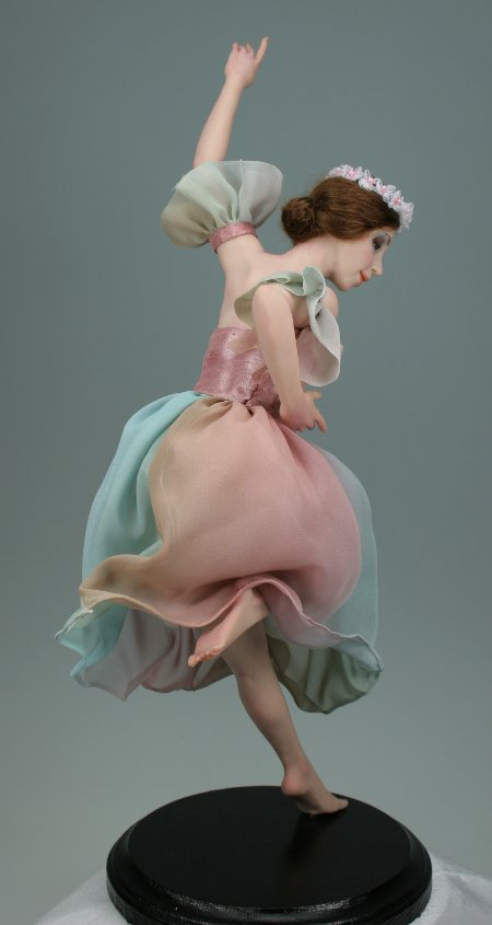 Inspiration - One-Of-A-Kind Doll by Tanya Abaimova. Characters Gallery