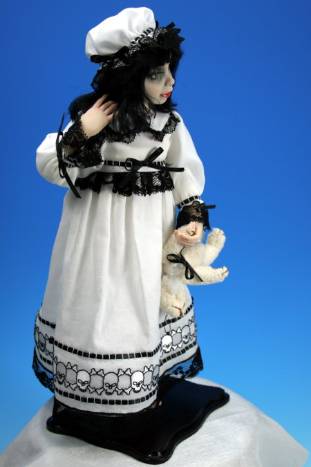 Abby - One-Of-A-Kind Doll by Tanya Abaimova. Creatures Gallery