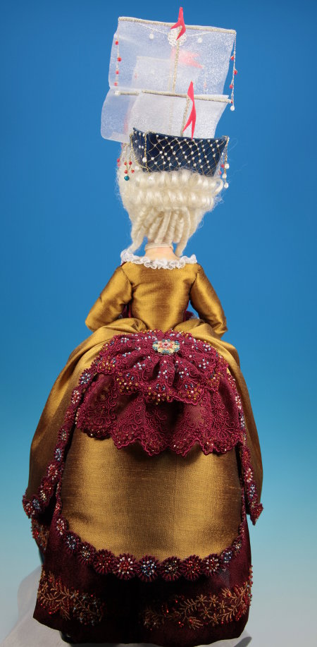 Maiden Voyage Deux - One-Of-A-Kind Doll by Tanya Abaimova. Characters Gallery
