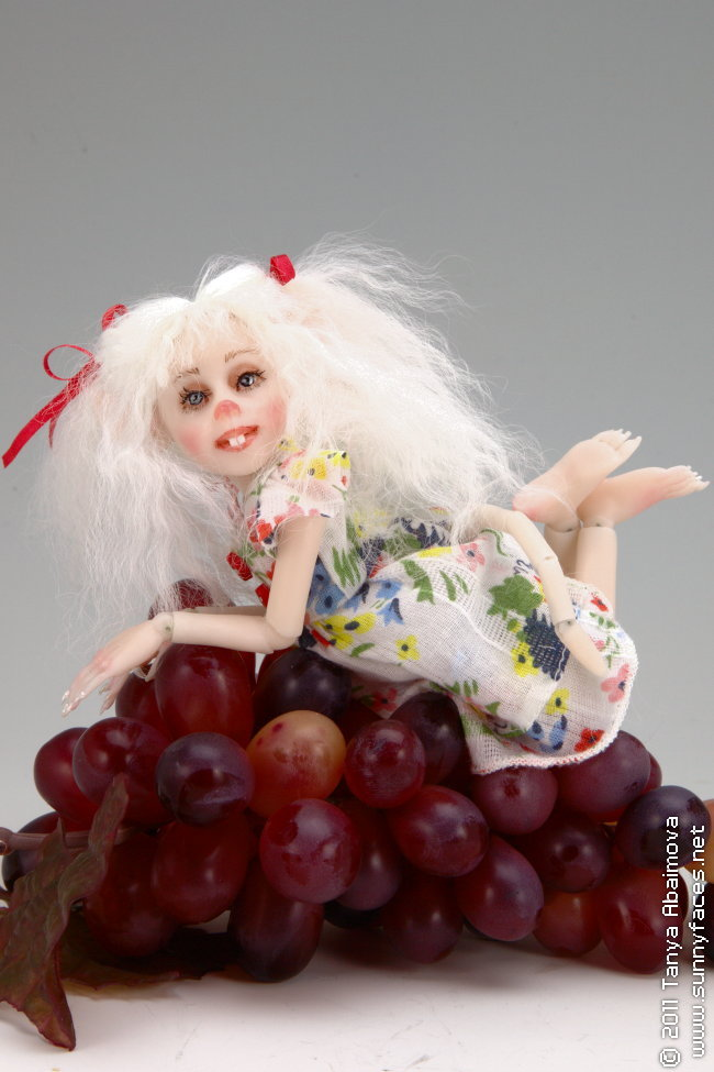 Snow White - One-Of-A-Kind Doll by Tanya Abaimova. Ball-Jointed Dolls Gallery