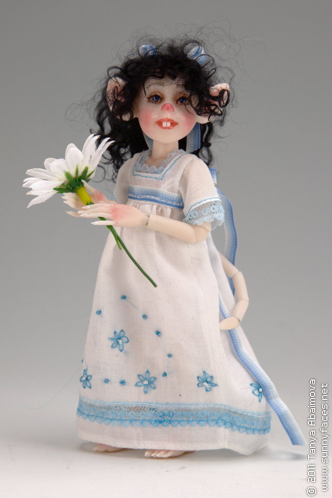Sofie - One-Of-A-Kind Doll by Tanya Abaimova. Ball-Jointed Dolls Gallery