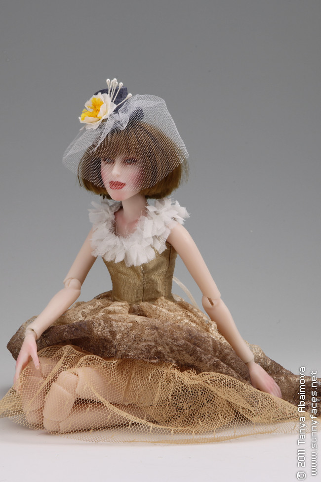 June - One-Of-A-Kind Doll by Tanya Abaimova. Ball-Jointed Dolls Gallery