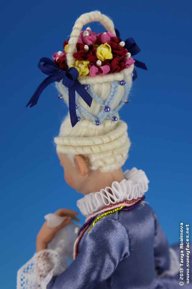 Beatrice - One-Of-A-Kind Doll by Tanya Abaimova. Characters Gallery