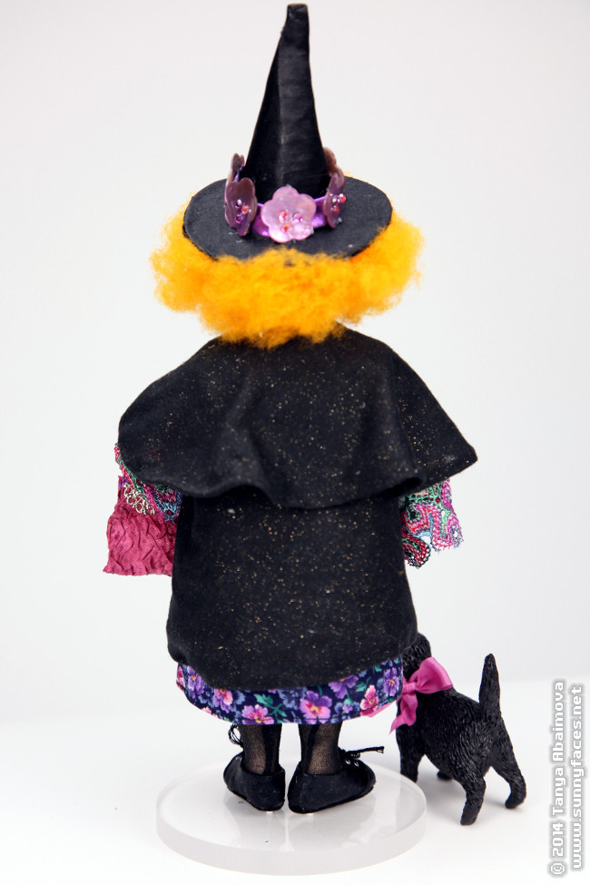 Mrs. Lightwood - One-Of-A-Kind Doll by Tanya Abaimova. Characters Gallery